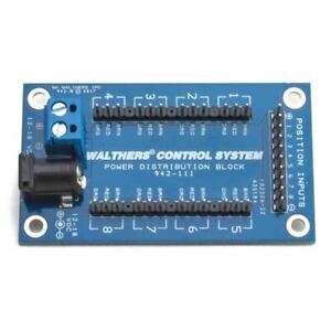 Walthers-942-111-Layout-Control-System-Power-Distribution-Block