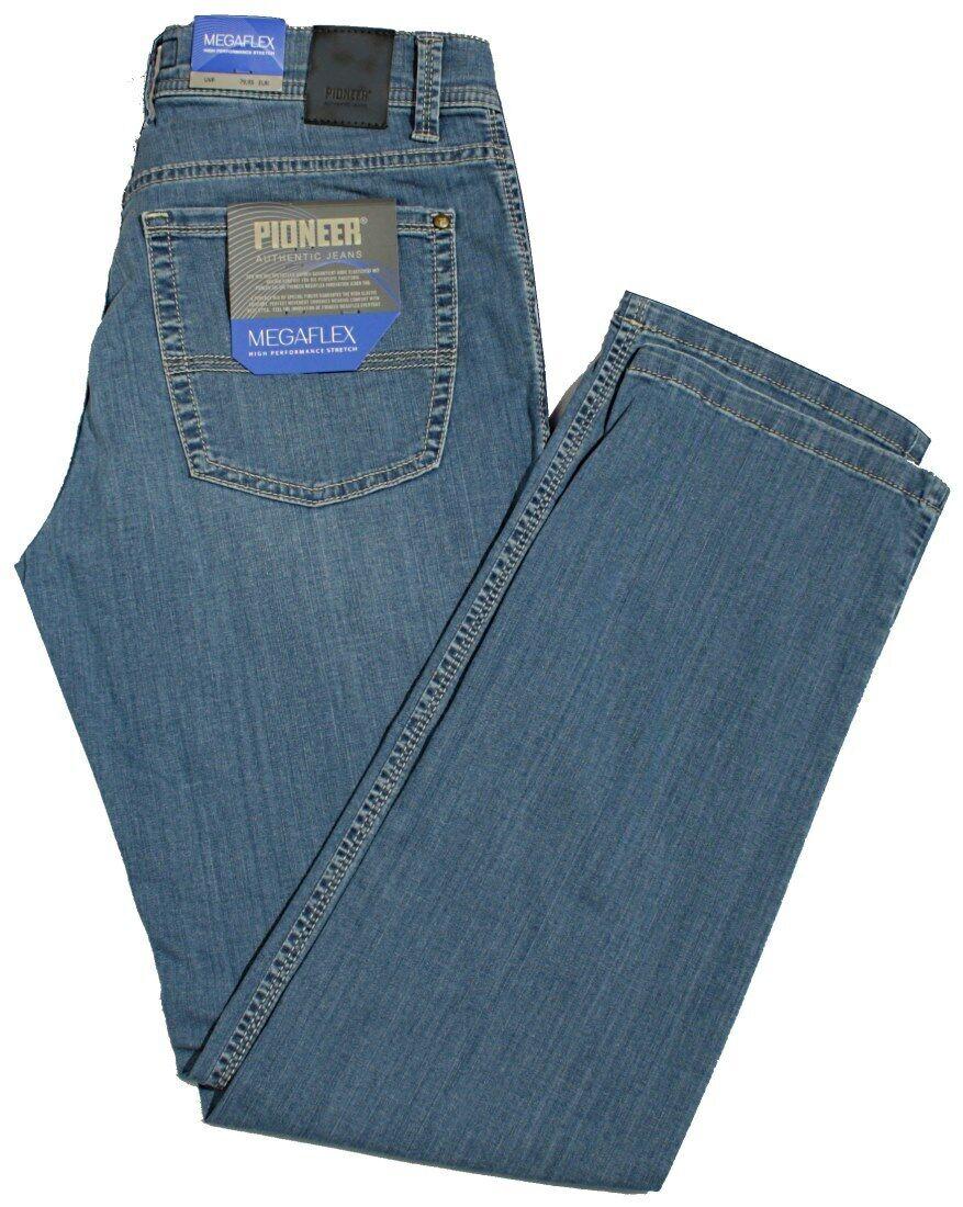 PIONEER Jeans RANDO MegaFLEX 1680 9743-06 stone used Stretch leicht