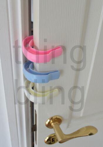Door Stopper Baby Finger Protectors Toddler Children Safety Door Stop Jam