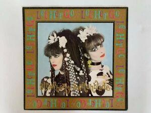 "Vinyl 12"" single, Strawberry Switchblade ""Let Her Go"" 1985 Korova"
