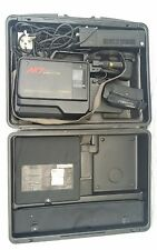 VINTAGE BUNDLE PANASONIC NV-M7 VHS MOVIE VIDEO CAMERA IN CASE WITH ACCESSORIES