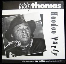 Tabby Thomas - Hoodoo Party - Jay Miller Sessions Vol 56 - Flyright 621 - New