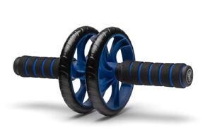 AB-Roller-AB-Wheel-Bauchtrainer-Bauchmuskeltrainer-Fitness-inkl-Knieauflage-NEU
