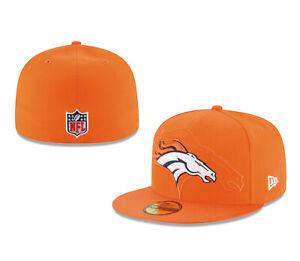 quality design 83296 a19b0 Image is loading NFL-New-Era-59FIFTY-5950-DENVER-BRONCOS-ON-