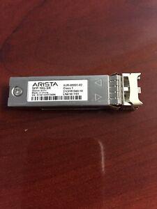 Arista SFP-10G-SR 850nm SFP 10Gbps Optical Transceiver