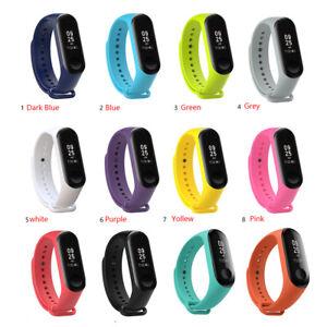 12Color-Silicone-Wrist-Strap-for-Xiaomi-Mi-Band-3-Smart-Watch-Bracelet-Wristband