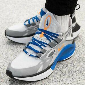 Nike-Signal-D-MS-X-Knicks-Shoes-Sneakers-Platinum-D-MS-X-Mens-10-Womens-11-5-NEW
