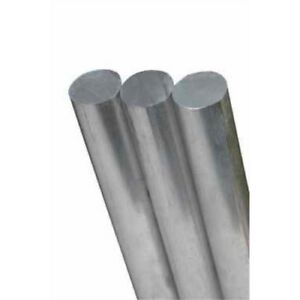 "Round Stainless Steel Rod 3/32"", Carded, 2PCS"