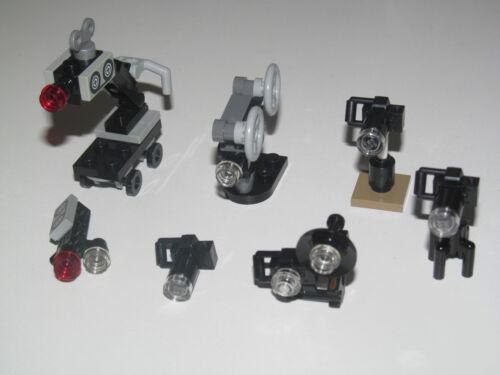 Lego ® Accessoire Minifig Appareil Photo Camera Cinema Movie Choose Model