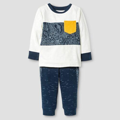 5 T 3 t 2 T 12 M 4 T Pour Bébé Garçons Shell White Outfit Set Genuine Kids OSHKOSH