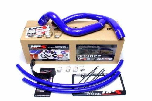 HPS Blue Silicone Radiator+Heater Hose Kit For Jeep 91-01 Cherokee XJ 4.0L