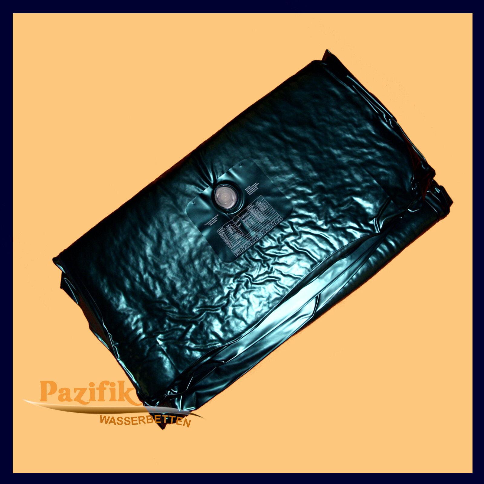 EasyLine Wasserbett-Matratze Wasserkern Softside Mono 180x200 - 180x220