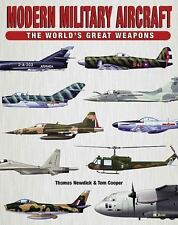 MODERN MILITARY AIRCRAFT, .,, .,, Cooper, Tom, Newdick, Thomas, Very Good, 2013-
