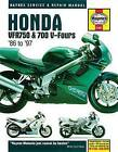 Honda VFR750 & 700 V-Fours Motorcycle Repair Manual: 86-97 by Anon (Paperback, 2015)