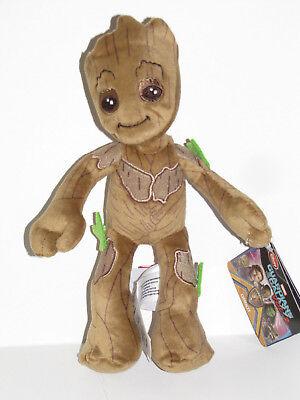 Groot Plush  Guardians of the Galaxy Vol 2 Mini Bean Bl Disney Store beanbag