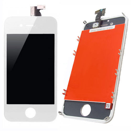 Replacement LCD Display Screen Touch Digitizer Assembly for AT&T iPhone 4S White