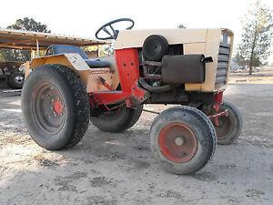 Case 444 Garden Tractor Ebay