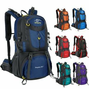 40L-50L-60L-Outdoor-Waterproof-Camping-Hiking-Bag-Mountaineering-Backpack-Travel