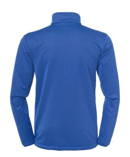 Details about  /Uhlsport Mens Sports Football Training 1//4 Zip Track Top Sweatshirt Azurblue ...