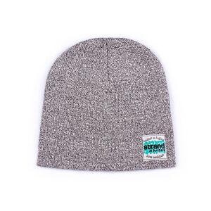 16c776efa91 Japanese Style Beanie Hat - Grey Gray Slouchy Mens Womens Kawaii ...