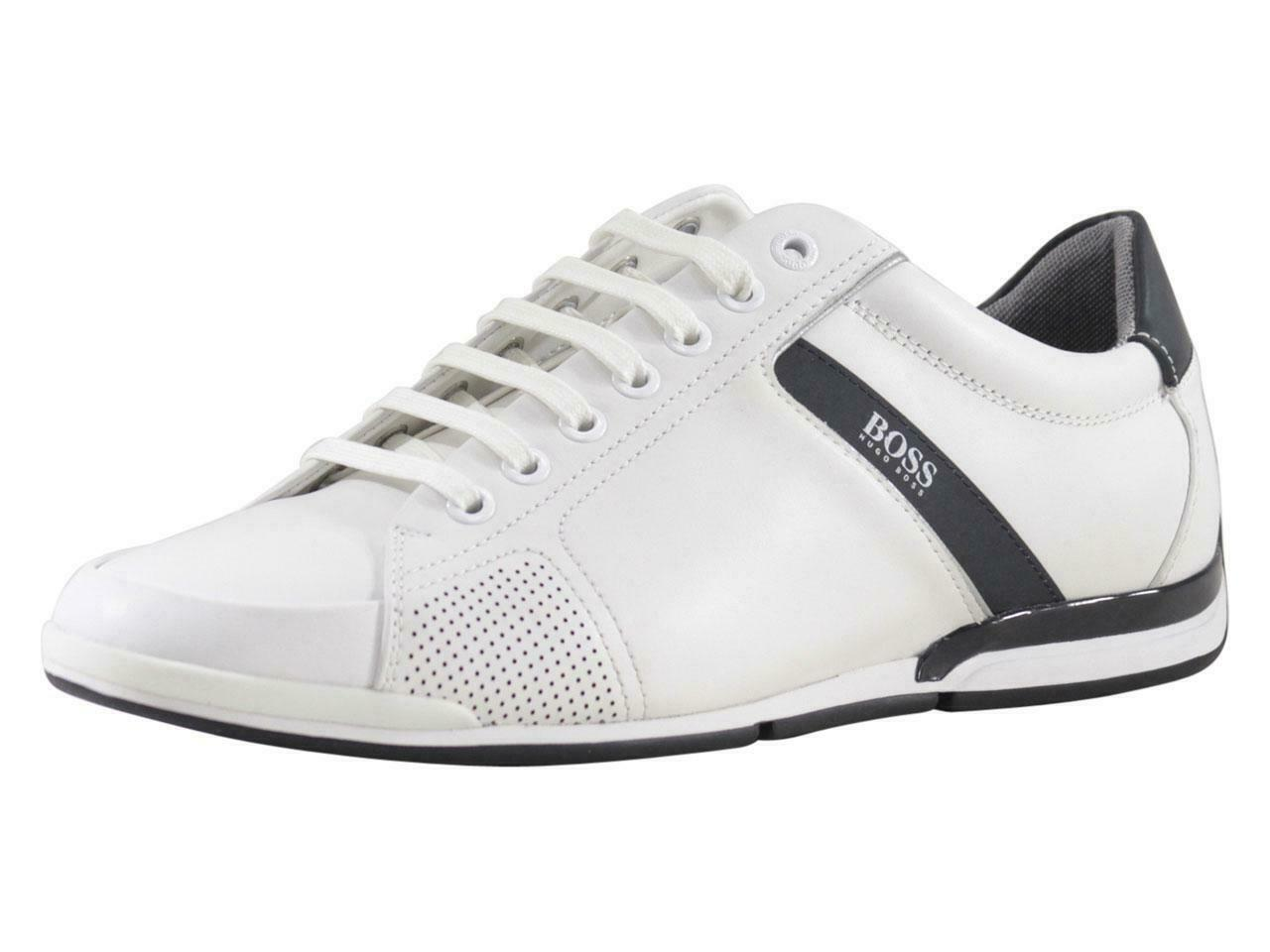 white hugo boss