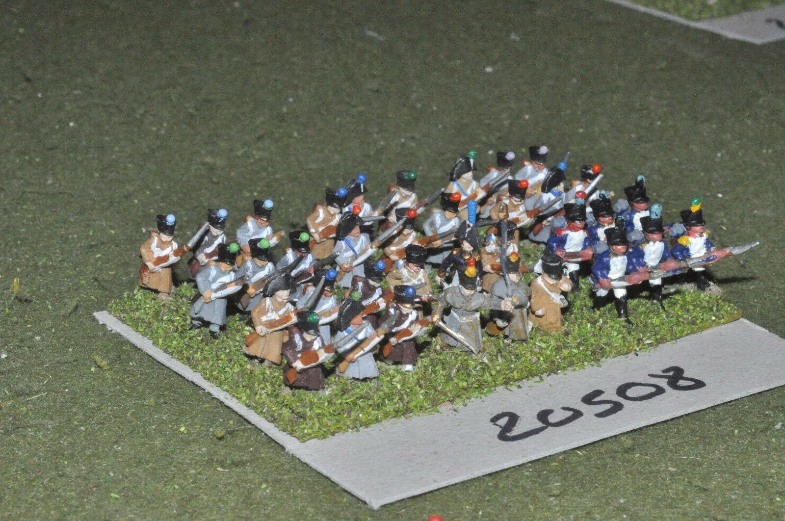 15mm napoleonic   french - infantry 36 figs - inf (20508)