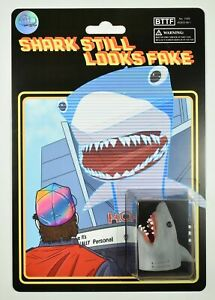 Super Secret Fun Club JAWS Shark Still Looks Fake Back to the Future II SOLD OUT