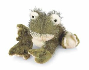 FROG-HM001-Ganz-Webkinz-Plush-with-Code-Beanbag-Stuffed-Animal-Toy