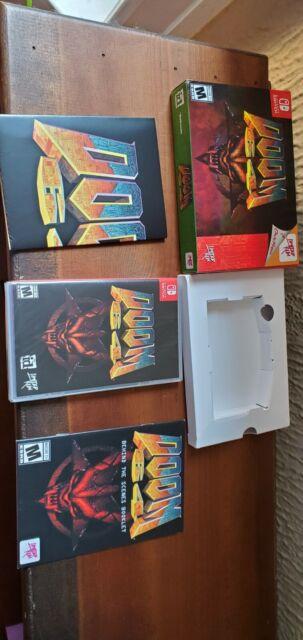 DOOM 64 Classic Edition - Nintendo Switch PLEASE READ
