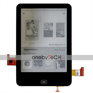 6-034-Ebook-Reader-tolino-shine-E-Ink-ED060XH5-LCD-Panel-Touch-Display-Backlight