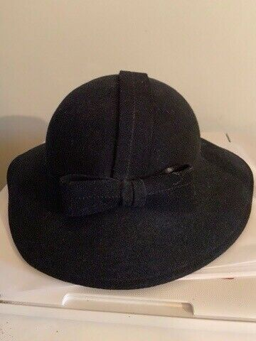 Hat, 100 procent Woolf felt, Mary quant