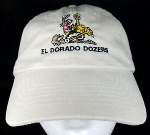 El-Dorado-Dozers-Baseball-Hat-Bulldozer