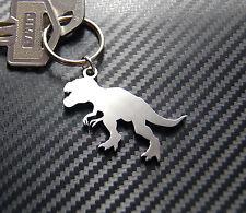 DINOSAUR Tyrannosaurus Rex Dino Jurassic Keyring Keychain Key Fob Novelty Gift