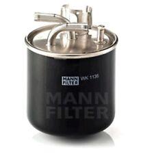 MANN Filtre à Carburant INLINE pour SEAT EXEO 2.0 TDi