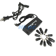 Laptop Multi AC Power Charger Adapter Universal Supply for Notebook With 10tips