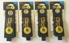 4 Large Wrap It Heavy Duty Storage Straps To Hang Items On Hooks Amp Pegboard