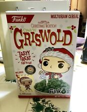 Funko's Cereal Clark Griswold Pocket Pop National Lampoon's Christmas Vacation