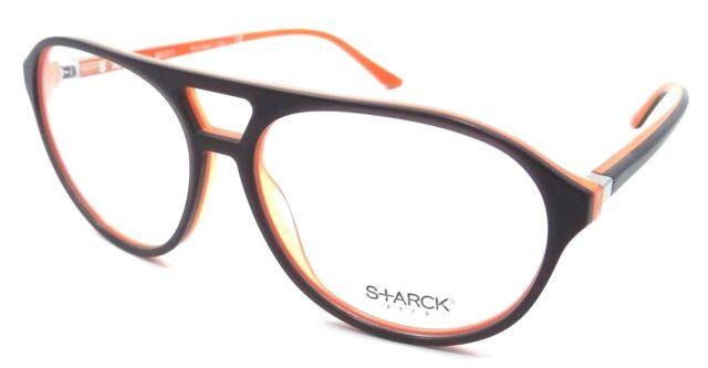 Starck Eyes Mikli RX Eyeglasses Frames Sh3028 0013 57x14 Matte Dark ...
