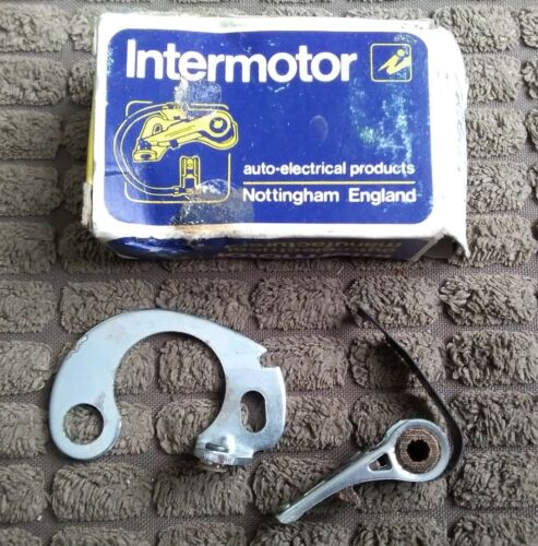 Renault 4 5 1972-1985 Contact Breaker Points Intermotor 22890 XCS116 DSB242
