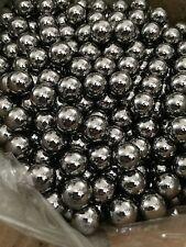 """100 Diameter Chrome Steel Bearing Balls 11//16/"""" G10 Ball Bearings"""