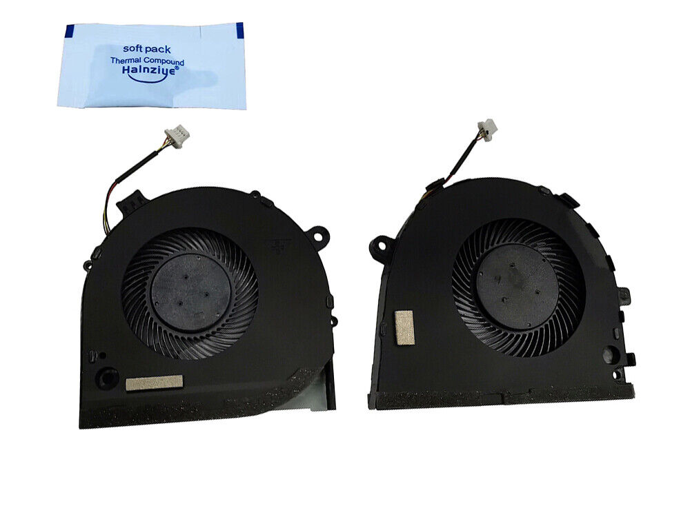 New For Dell inspiron Game G5 15 5587 G5 5587 G3 3579 CPU Fan & GPU Cooling Fan