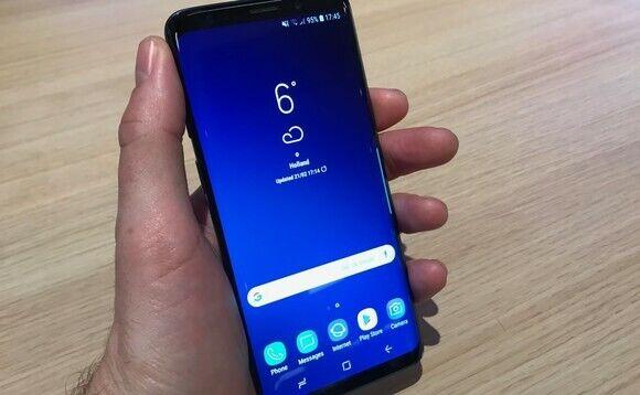 Samsung Galaxy S9 SM-G960 - 64GB - Midnight Black (Unlocked) Smartphone