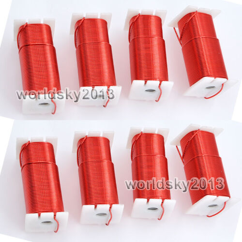 0.5mH-2.5mH 1.2mm Audio Speaker Crossover Inductor Oxygen-Free Copper Inductor