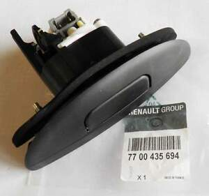 tailgate boot lock mechanism renault scenic mk i genuine 7700435694 ebay. Black Bedroom Furniture Sets. Home Design Ideas