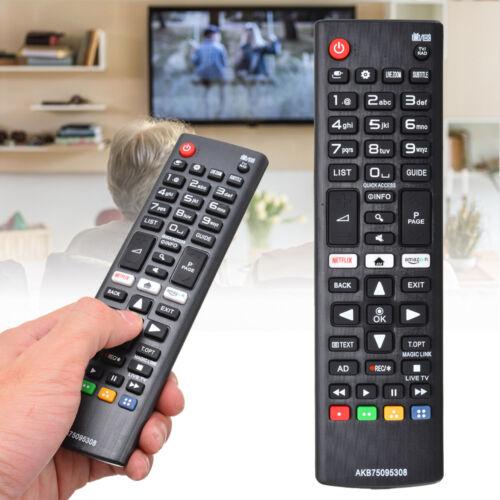 Ersatz Fernbedienung für LG Smart TV AKB75095308 55UJ630V 65UJ630V 43UJ630V DE