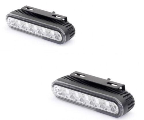 12-24V Pair Lamps . LED SLIM LINE WARNING LAMP Trucklite SS//12003 ED5000A
