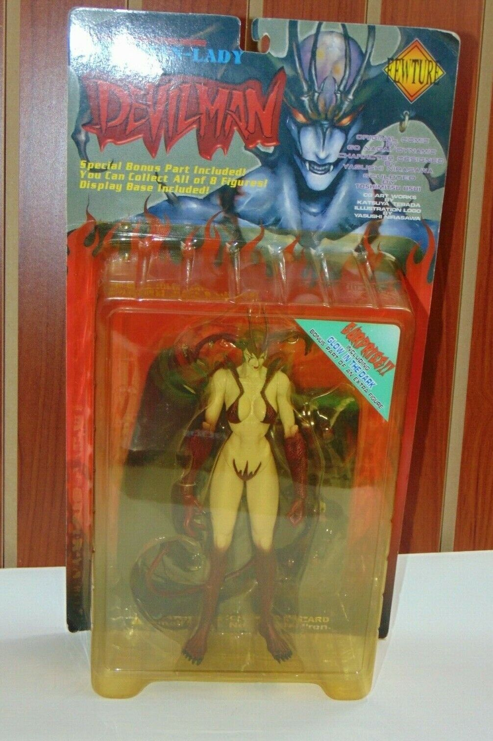 DEVILuomo LADY cifra With Glow in the Dark Part - Fewture
