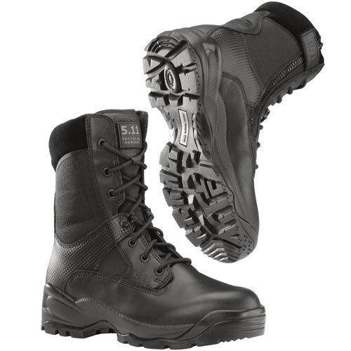 5.11 Tactical 12001 Hombre Negro ATAC 8 Side Side 8 Zip Botas Military cb0166