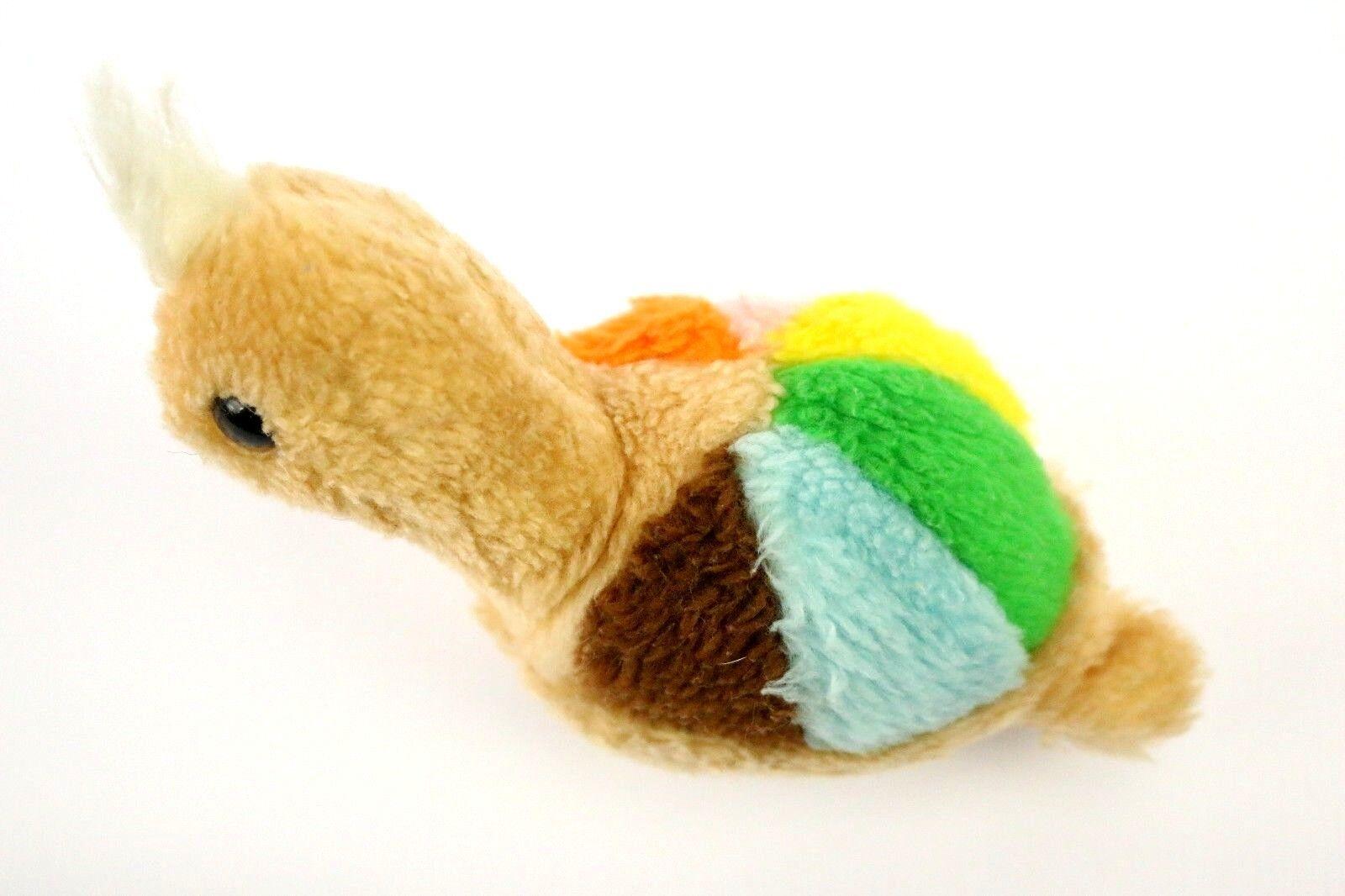 Vintage KAMAR Plush Turtle Handmade Korea Stuffed Animal Toy RARE Sea Creature