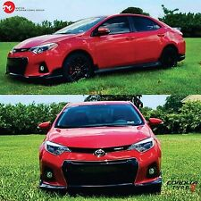 "BODY KIT TOYOTA COROLLA Z TYPE 2014 - 2016 ""LE"" or ""S"" VERSION"